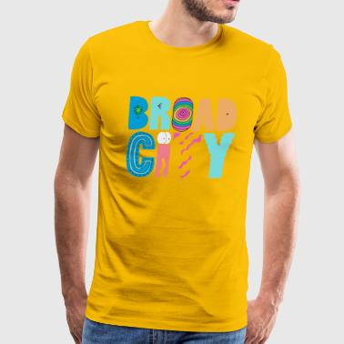 Broad City - Men's Premium T-Shirt