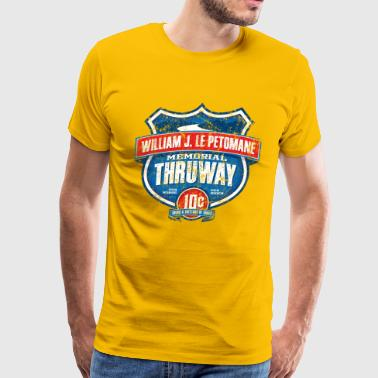 William J LePetomane Memorial Thruway - Men's Premium T-Shirt