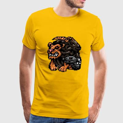 RICH DESIGN POOR - Men's Premium T-Shirt