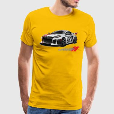 DODGE DART RALLYE EDITION - Men's Premium T-Shirt
