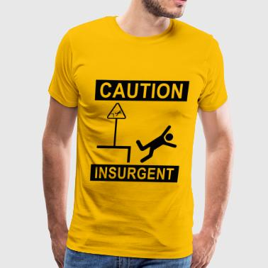 INSURGENT - Men's Premium T-Shirt