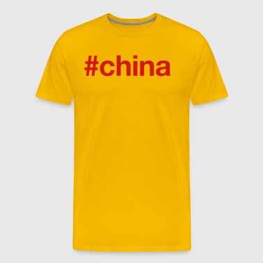 CHINA - Men's Premium T-Shirt