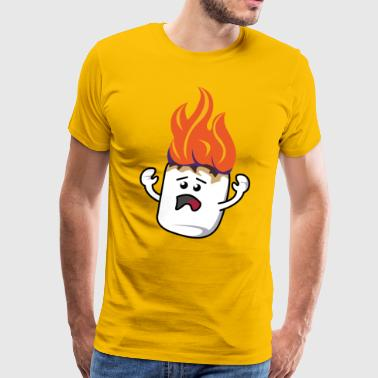 Poor Mallow - Men's Premium T-Shirt