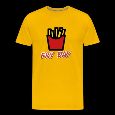 Fry Day - Men's Premium T-Shirt