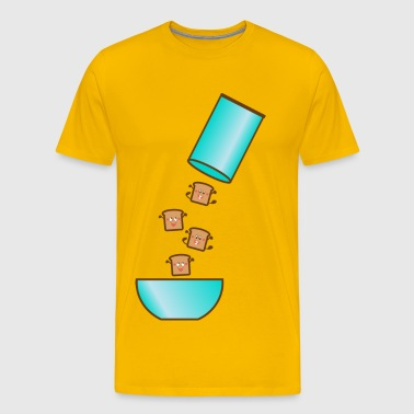 cereal - Men's Premium T-Shirt
