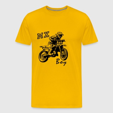 mx boy - Men's Premium T-Shirt