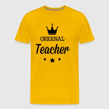 Original teacher - Men's Premium T-Shirt
