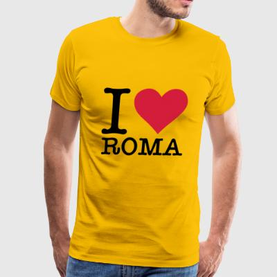 Love Roma - Men's Premium T-Shirt