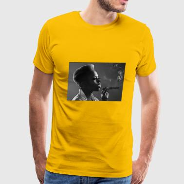 Chrisette3 - Men's Premium T-Shirt