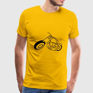Chopper - Men's Premium T-Shirt