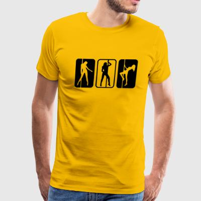 Tabledance - Men's Premium T-Shirt