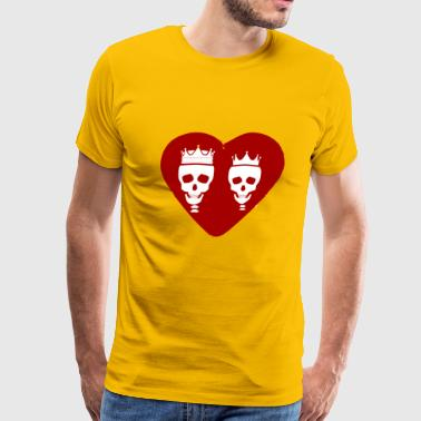 eternal love - Men's Premium T-Shirt