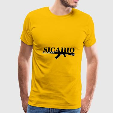 SICARIO - Men's Premium T-Shirt
