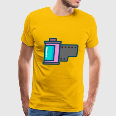 camera kamera film fotoapparat photo - Men's Premium T-Shirt