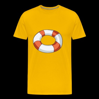 lifesaver - Men's Premium T-Shirt
