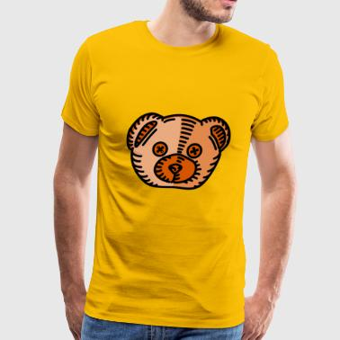 Dead Bear - Men's Premium T-Shirt