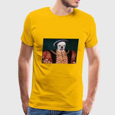 King Doggo the 3rd - Men's Premium T-Shirt