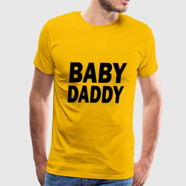 baby daddy - Men's Premium T-Shirt
