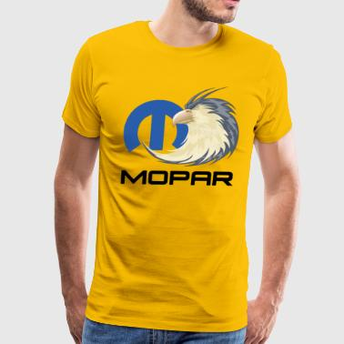MOPAR EAGLE - Men's Premium T-Shirt