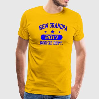 New Grandfather - Men's Premium T-Shirt