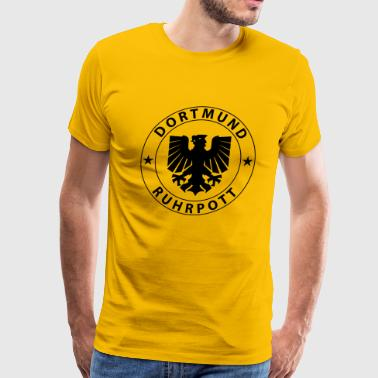 Dortmund Design - Men's Premium T-Shirt