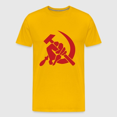 COMMUNISM - Men's Premium T-Shirt