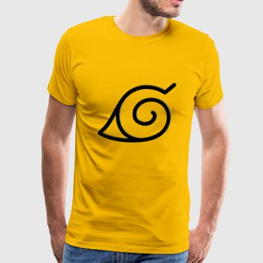 konoha clan - Men's Premium T-Shirt