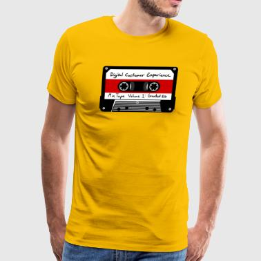 mixtape 80's - Men's Premium T-Shirt