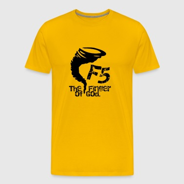 F5-Twister - Men's Premium T-Shirt