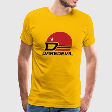 Daredevil Brewing Company - Men's Premium T-Shirt