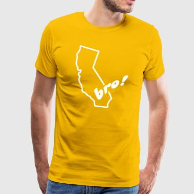 California Bro! - Men's Premium T-Shirt