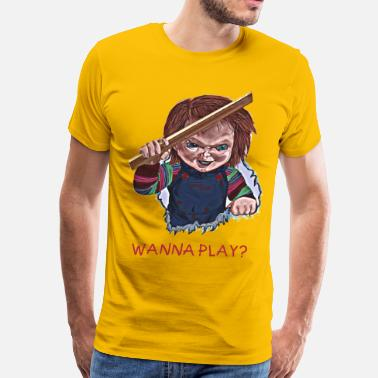 Chucky Killer Chucky - Men's Premium T-Shirt