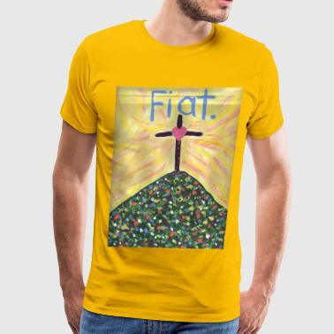 Just Fiat - Men's Premium T-Shirt