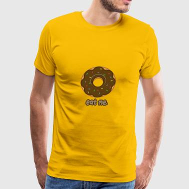 Eat Me Donut - Men's Premium T-Shirt