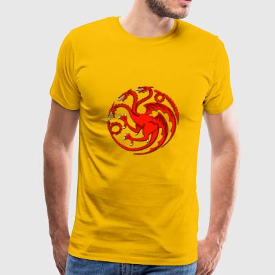 Great House Dragon - Men's Premium T-Shirt