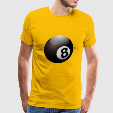 billiard - Men's Premium T-Shirt