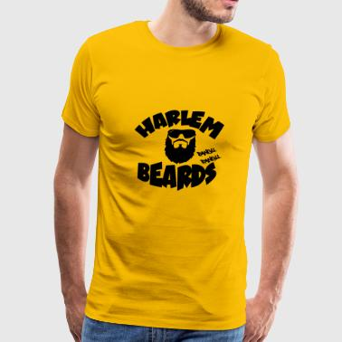 Harlem Beards - Men's Premium T-Shirt