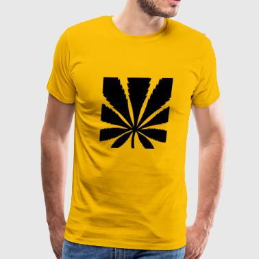 smoke blak - Men's Premium T-Shirt