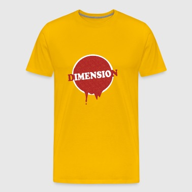 Dimension Prints - Men's Premium T-Shirt