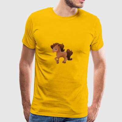 Sweet Horse - Men's Premium T-Shirt