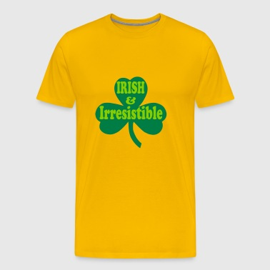 Irish Irresistible - Men's Premium T-Shirt
