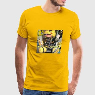 WE LOVE MINIONS - Men's Premium T-Shirt