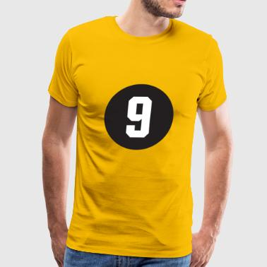 nine - Men's Premium T-Shirt