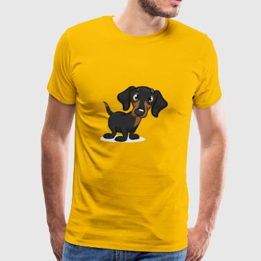 dog 12 - Men's Premium T-Shirt