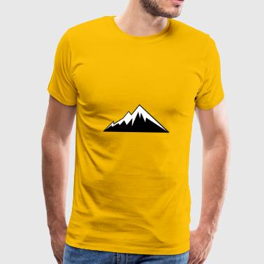 Horzion Gold Shirt 1 - Men's Premium T-Shirt