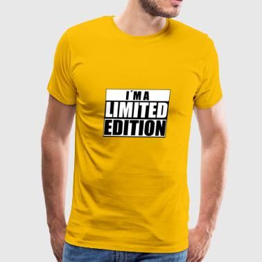 GIFT - IAM A LIMITED EDITION - Men's Premium T-Shirt