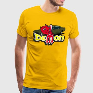 DODGE DART DEMON 340 - Men's Premium T-Shirt