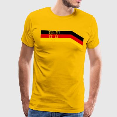 Germany Celebrative 2014 World Cup T shirt - Men's Premium T-Shirt