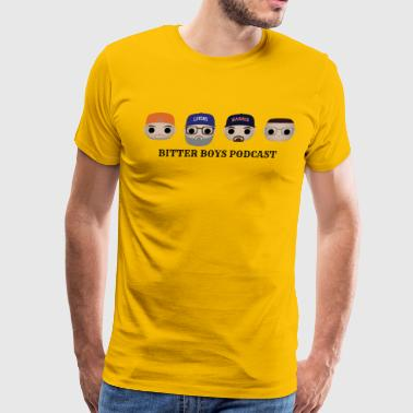 Bitter Pop Vinyl - Men's Premium T-Shirt