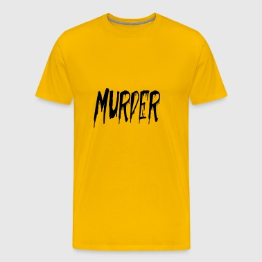 murder - Men's Premium T-Shirt